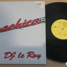 Discos de vinilo: DJ LE ROY / BOCACHICA / MAXI-SINGLE 12 INCH. Lote 224468886