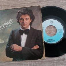 Discos de vinilo: BACCHELLI LINDA CHIQUILLA.SINGLE 1981.BELTER. Lote 224472381