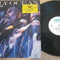 Discos de vinilo: BILLY OCEAN / LOVE REALLY HURTS WITHOUT YOU / MAXI-SINGLE 12 INCH. Lote 224473287