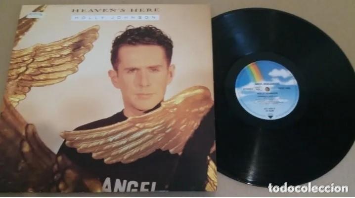 HOLLY JOHNSON / HEAVEN'S HERE / MAXI-SINGLE 12 INCH (Música - Discos de Vinilo - Maxi Singles - Otros estilos)