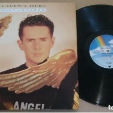 Discos de vinilo: HOLLY JOHNSON / HEAVEN'S HERE / MAXI-SINGLE 12 INCH. Lote 224476873