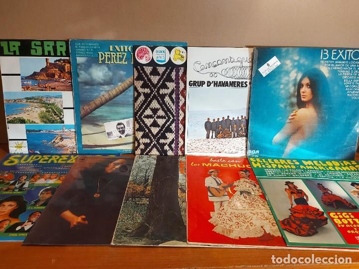 Discos de vinilo: 17 KILOS DE MÚSICA / 80 LPS POP-ROCK Y VARIADO / DE BUENA CALIDAD / SIN MARCAS PROFUNDAS. VER FOTOS. - Foto 9 - 224478755