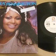 Discos de vinilo: BARBARA PENNINGTON / FAN THE FLAME / MAXI-SINGLE 12 INCH. Lote 224481342
