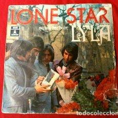 Discos de vinilo: LONE STAR (SINGLE 1970) LYLA - NO NOT MY BABY. Lote 224484420
