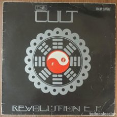 Discos de vinilo: LP MAXI THE CULT REVOLUTION EP. Lote 224486170