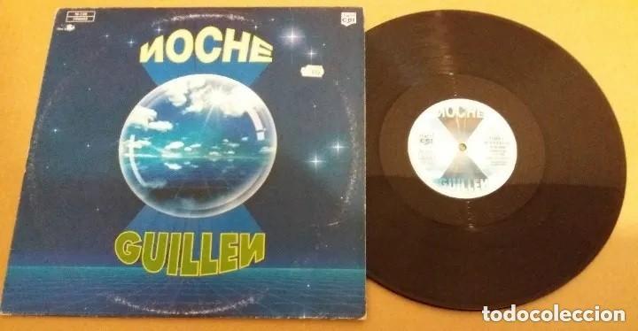 GUILLEN / NOCHE/ MAXI-SINGLE 12 INCH (Música - Discos de Vinilo - Maxi Singles - Otros estilos)