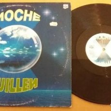 Discos de vinilo: GUILLEN / NOCHE/ MAXI-SINGLE 12 INCH. Lote 224492281