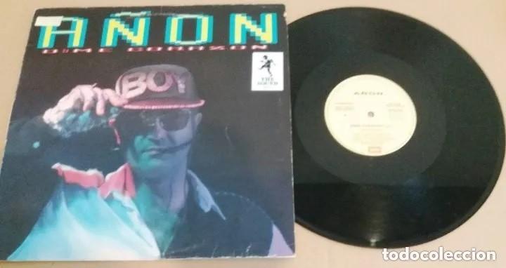 AÑON / DIME CORAZON / MAXI-SINGLE 12 INCH (Música - Discos de Vinilo - Maxi Singles - Otros estilos)