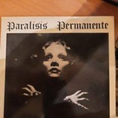 Discos de vinilo: PARALISIS PERMANENTE. NACIDOS PARA DOMINAR.. Lote 224494518