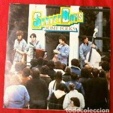 Discos de vinilo: STREET BOYS (SINGLE 1981) SOME FOLKS - (COME BRING YOUR LOVE TO ME) - TENDER LOVE. Lote 224508437
