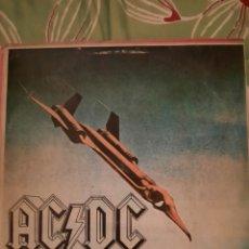 Discos de vinilo: AC/DC. MONSTERS OF ROCK. DOBLE LP.. Lote 224508507