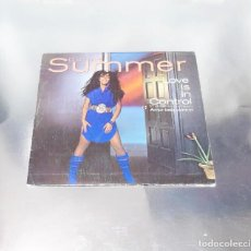 Discos de vinilo: DONNA SUMMER - LOVE IS IN CONTROL / SOMETIMES LIKE BUTTERFLIES --( NM OR M- ). Lote 181966538