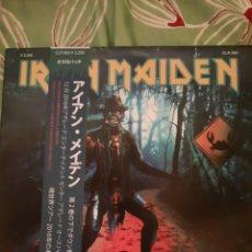 Discos de vinilo: IRON MAIDEN. THE BEAST DOWN UNDER. VOL 2 LP. Lote 224523292