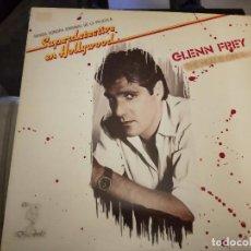 Discos de vinilo: GLENN FREY - THE HEAT IS ON - BANDA SONORA ORIGINAL SUPERDECTECTIVE EN HOLLYWOOD. VINILO NUEVO.. Lote 224524037