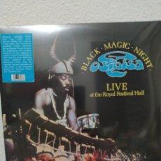 Discos de vinilo: OSIBISA–BLACK MAGIC NIGHT. DOBLE LP VINILO PRECINTADO.. Lote 224525397
