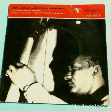 Discos de vinilo: OSCAR PETTIFORD QUARTET (EP. 1961) MR. PETTIFORD'S CONVALESCENCE - BLUES IN THE CLOSET - JAZZ (RARO). Lote 224533770