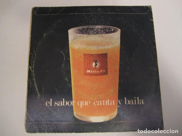 Discos de vinilo: MIGUEL RÍOS HIMNO A LA ALEGRÍA - DESPIERTA DISCO MIRINDA 1971 - Foto 2 - 224550842