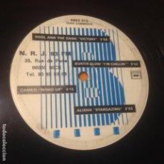 Discos de vinilo: VV.AA.- KOOL & THE GANG-KURTIS BLOW-CAMEO-ALISHA-TKA-TIMEX SOCIAL CLUB-FORCE MD´S. Lote 224554340
