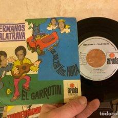Discos de vinilo: VINILO HERMANOS CALATRAVA MI DISCO. Lote 224555451