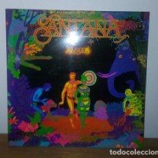 Discos de vinilo: SANTANA - AMIGOS - 1976 - LP - CARPETA DOBLE. Lote 224557720