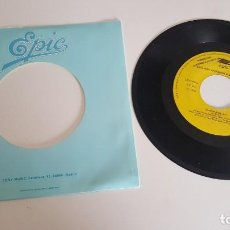 Discos de vinilo: STEVIE RAY VAUGHAN & DOUBLE TROUBLE SINGLE PROMO SHAKE FOR ME (UNA CARA). Lote 224566553