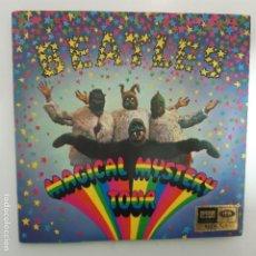 Discos de vinilo: THE BEATLES- MAGICAL MYSTERY TOUR- MONO - SPAIN EP 1967.. Lote 224567258