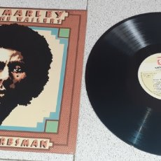 Disques de vinyle: BOB MARLEY & THE WAILERS - AFRICAN HERBSMAN - SPAIN - ZAFIRO - REF ZL-325 -. Lote 224577082