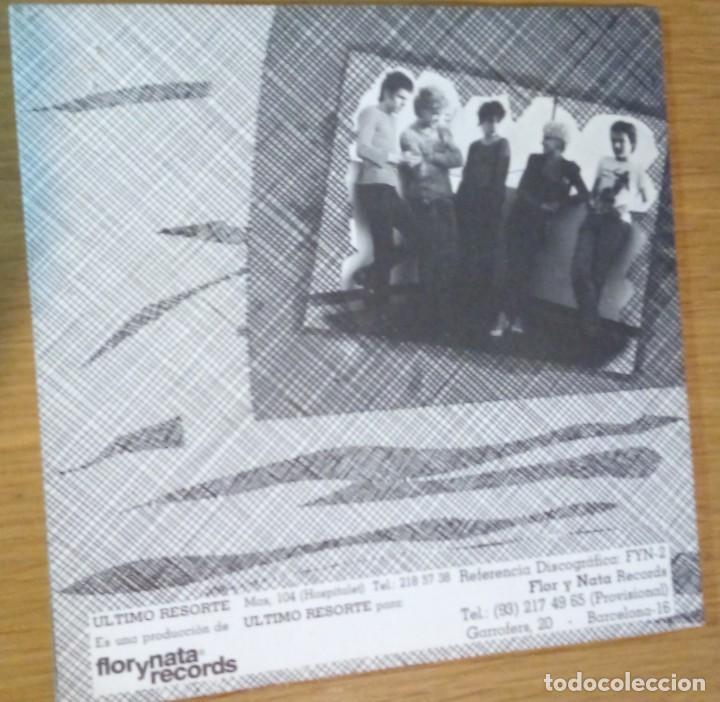 Discos de vinilo: Último Resorte: Segunda edición, 1982 - Foto 2 - 224578981