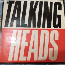 Discos de vinilo: TALKING HEADS LP. Lote 224579246