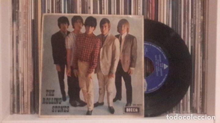 ROLLING STONES - ORIGINAL ESPAÑOL 1964 (Música - Discos de Vinilo - EPs - Pop - Rock Internacional de los 50 y 60)