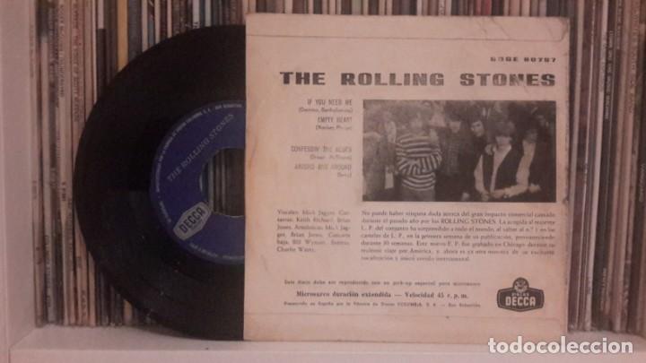 Discos de vinilo: ROLLING STONES - ORIGINAL ESPAÑOL 1964 - Foto 2 - 224599542