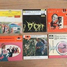 Discos de vinilo: 10 VINILO CLASSIC. Lote 224614768