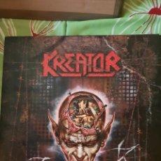Discos de vinilo: KREATOR. COMA OF SOULS. TRIPLE LP.. Lote 224615332