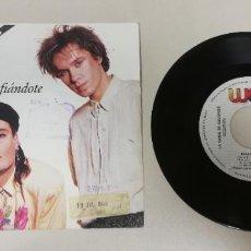 "Disques de vinyle: 1120- LA DAMA SE ESCONDE DESAFIANDOTE- VIN 7"" POR VG DIS VG PROMO. Lote 224617502"