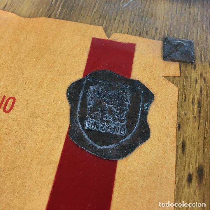 Discos de vinilo: Cofre Melodía de LAS 9 SINFONIAS de BEETHOVEN (7LPs) - CINZANO - Foto 7 - 224617545
