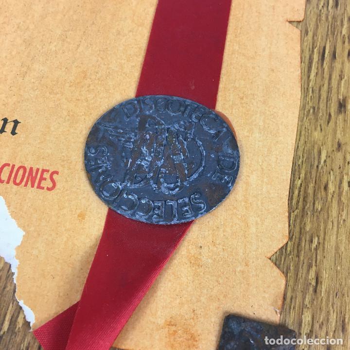 Discos de vinilo: Cofre Melodía de LAS 9 SINFONIAS de BEETHOVEN (7LPs) - CINZANO - Foto 8 - 224617545