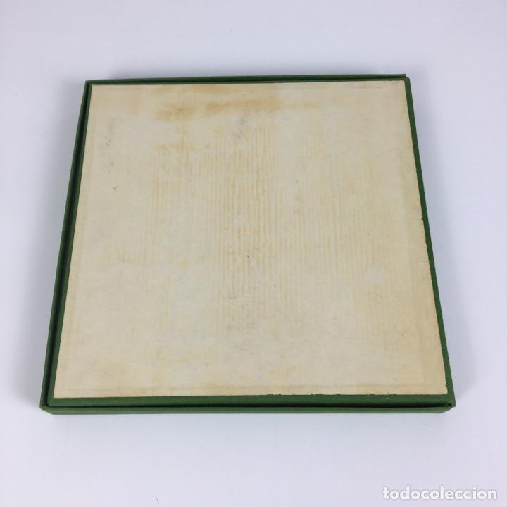 Discos de vinilo: Cofre Melodía de LAS 9 SINFONIAS de BEETHOVEN (7LPs) - CINZANO - Foto 12 - 224617545