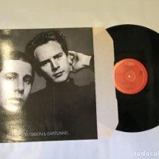 Discos de vinilo: SIMON Y GARFUNKEL BOOKENDS. Lote 224624890