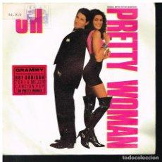 Disques de vinyle: ROY ORBISON - PRETTY WOMAN - SINGLE 1991 - PROMO. Lote 224630007