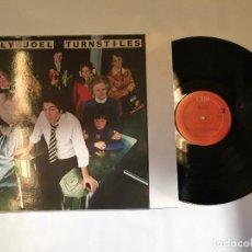 Discos de vinilo: BILLY JOEL TURNSTILES. Lote 224630312