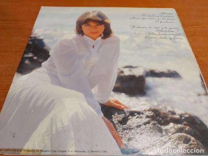 Discos de vinilo: MARI TRINI / ORACIONES DE AMOR / LP - HISPAVOX-1981 / MBC. ***/*** - Foto 3 - 224635186