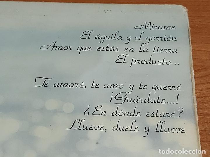 Discos de vinilo: MARI TRINI / ORACIONES DE AMOR / LP - HISPAVOX-1981 / MBC. ***/*** - Foto 4 - 224635186