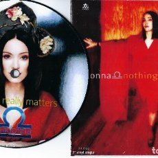 Discos de vinilo: MADONNA 7 INCH VINYL SINGLE NOTHING REALLY MATTERS ONE SIDED PICTURE DISC MADAME X. Lote 224642130