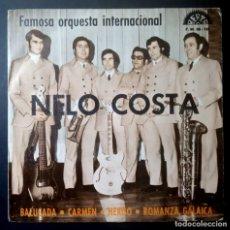 Discos de vinilo: NELO COSTA - BALUCADA - EP PROMOCIONAL 1971 - BERTA. Lote 224648190