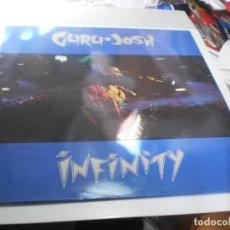 Discos de vinilo: LP GURU JOSH. INFINITY BMG RECORDS 1990 SPAIN (PROBADO, BIEN, SEMINUEVO). Lote 224667635