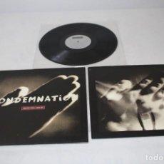 Discos de vinilo: DEPECHE MODE - CONDEMNATION - 1993 - ESPAÑA - VG/VG. Lote 224683136