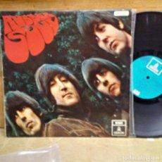 Discos de vinilo: THE BEATLES RUBBER SOUL -LP-. Lote 224687916