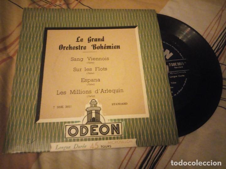 Discos de vinilo: Grand Orchestre Bohémien – Sang Viennois - Foto 2 - 224692116