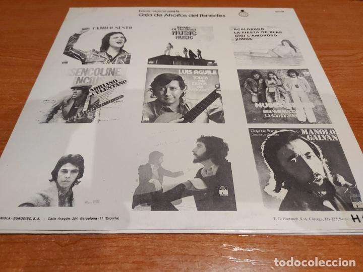 Discos de vinilo: TODO ÉXITOS / VARIOS INTÉRPRETES / LP RECOPILATORIO-ARIOLA-1974 / MBC. ***/*** - Foto 2 - 224692143