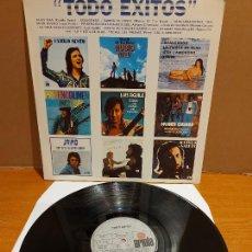 Discos de vinilo: TODO ÉXITOS / VARIOS INTÉRPRETES / LP RECOPILATORIO-ARIOLA-1974 / MBC. ***/***. Lote 224692143